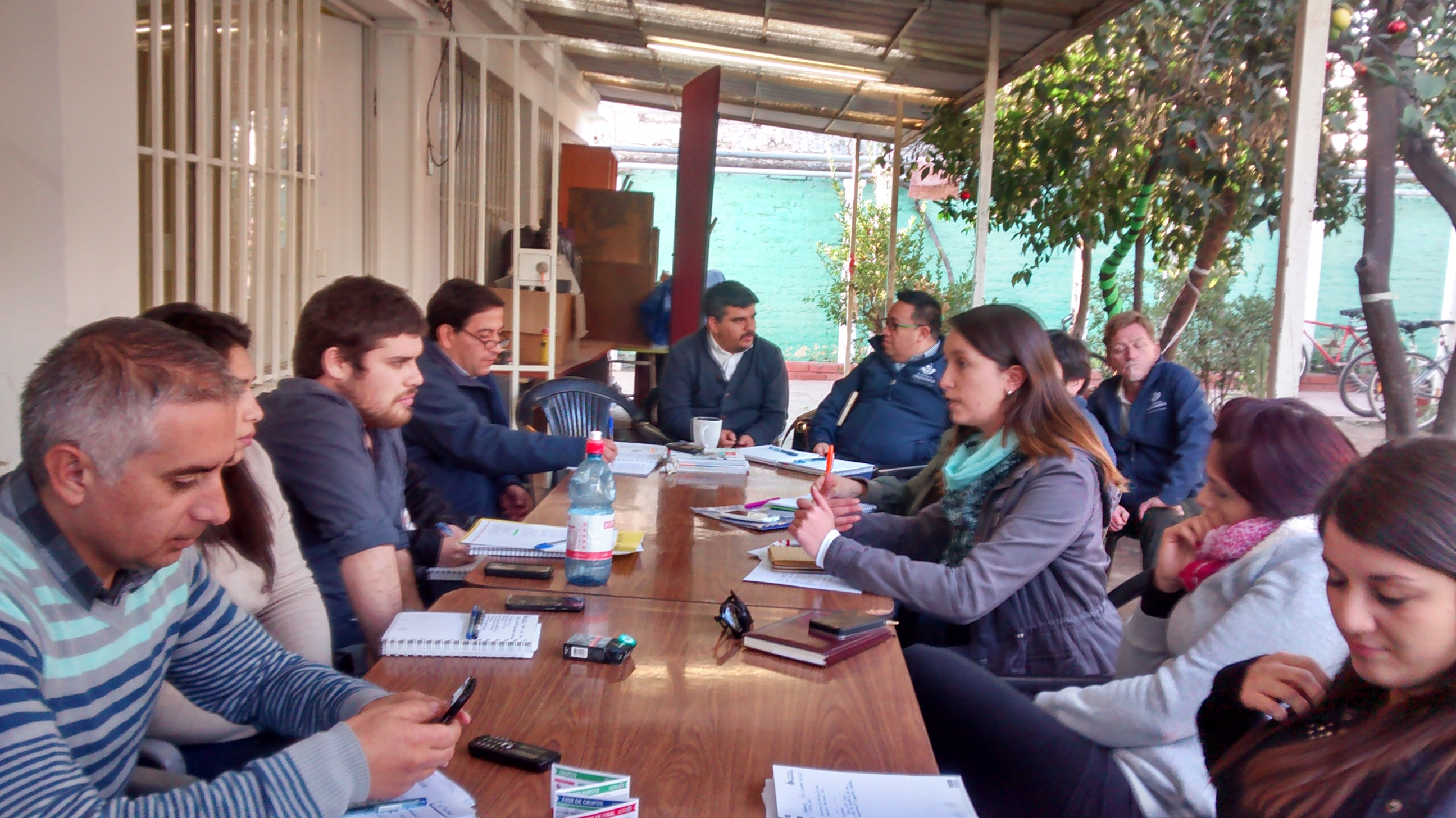 Organizaciones Comunitarias: Reunión de coordinación – Municipalidad de  Independencia